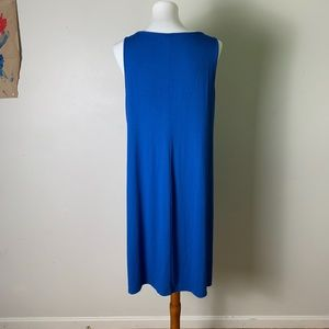 J. Jill Dresses - J. JILL Wearever Collection Tank Pleated Dress